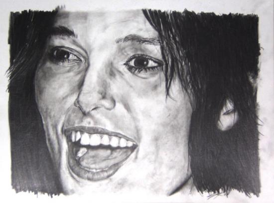 Keira Knightley by TerrorEyes